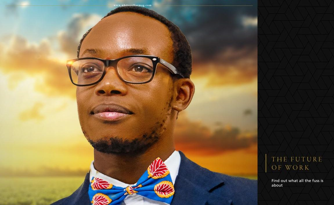 A conversation with Brian Bosire Founder and CEO of Ujuzi Kilimo and HydroIQ.